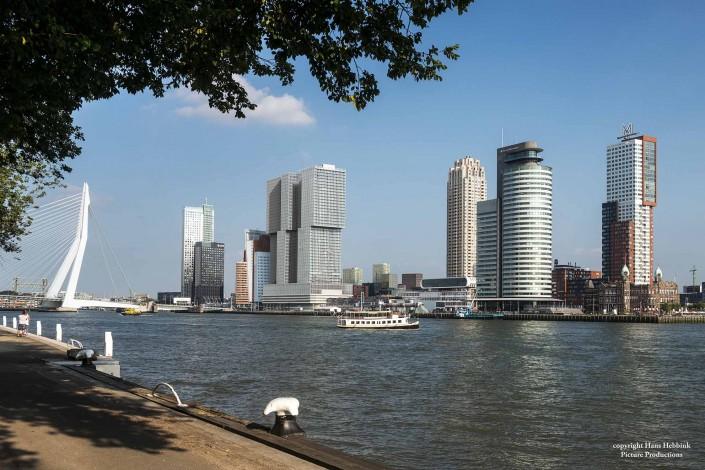 Fotowand Rotterdam