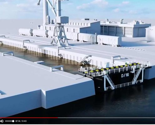 14Dock-animatie-video