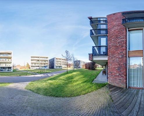 panorama foto nijmegen door picture productions