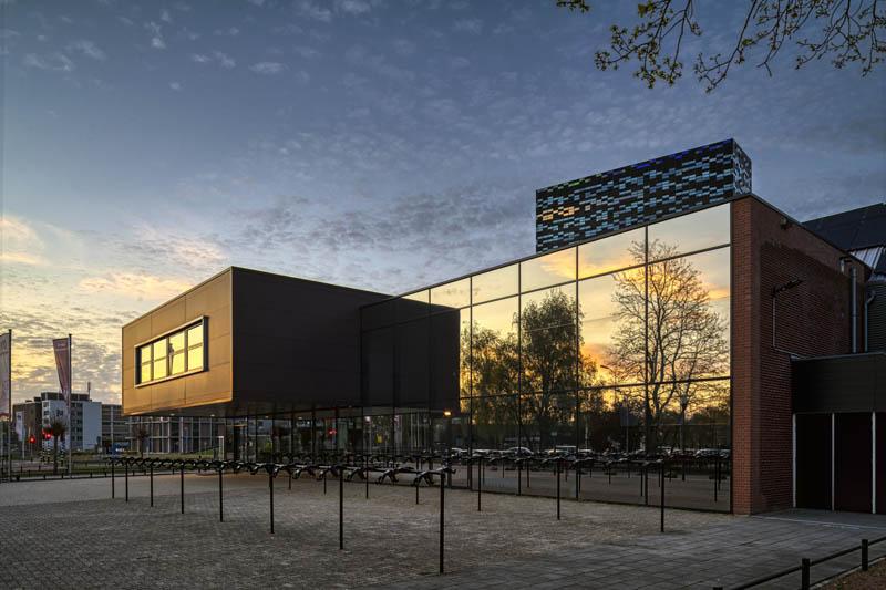 Architectuur foto Nimco Nijmegen